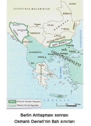 Berlin Antlaşması ve Sonrası