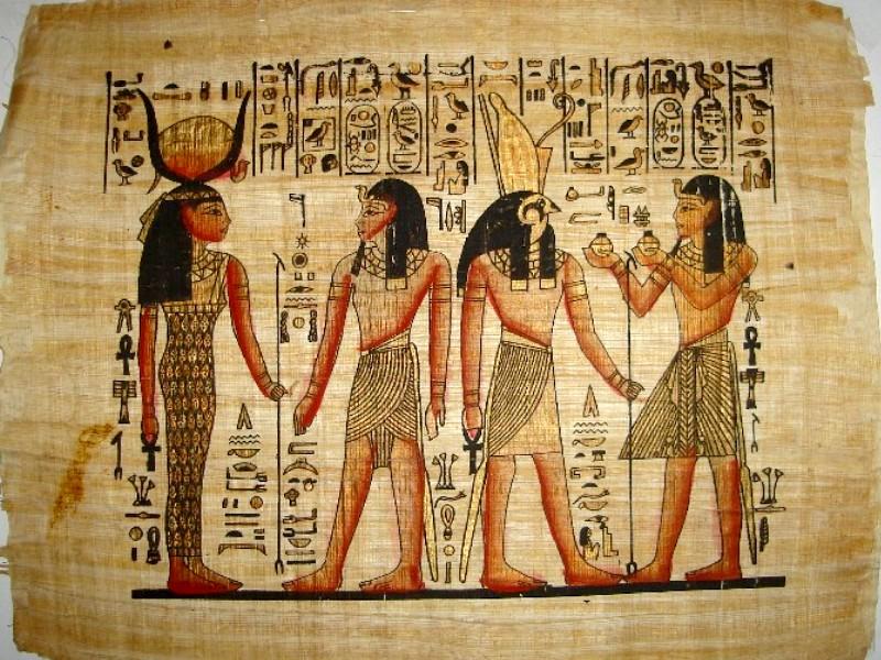 Eski Mısır Uygarlığı