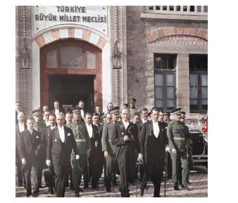 Meşrutiyet döneminde osmanlı devlet teşkilatı