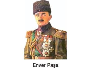 Osmanlı Devleti'nin 1. Dünya Savaşı'na Girmesi