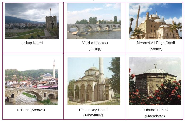 Osmanlıda Mimari