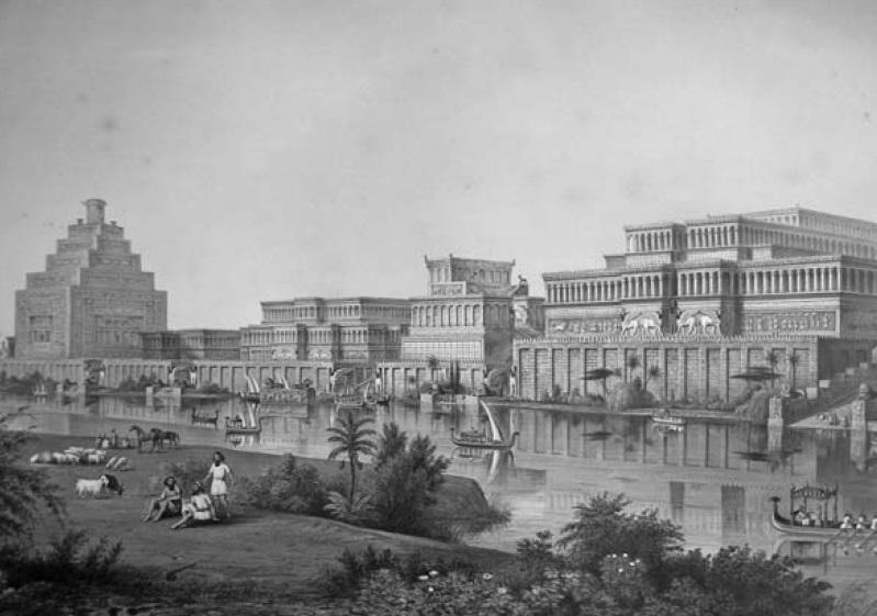 Yeni Asur veYeni Babil Krallığı Siyasi