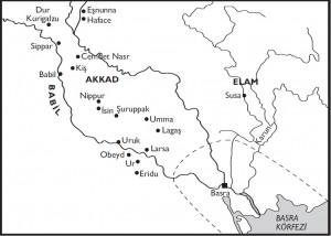 sümerlerde akkadların mezopotamyaya girişi