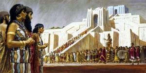 sümerlerde mitoloji ve din